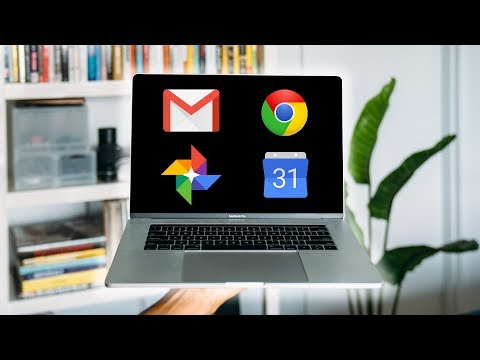 Switching To ALL Google Apps