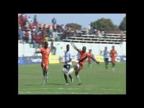 Saith Sakala's Hat-trick against Lusaka Tigers