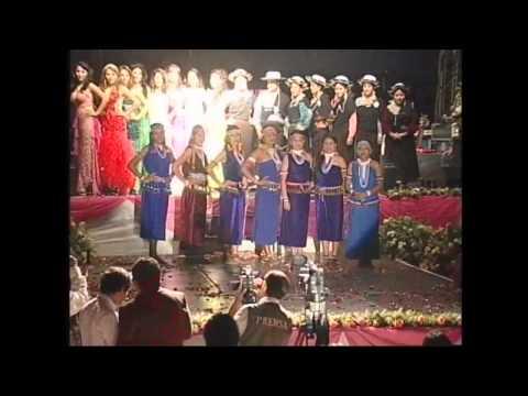 Elecciòn y Coronaciòn de las Reinas de la Interculturalidad Zamora Chinchipe 2011