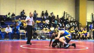 Gambar cover Jr Noble's wrestling highlights