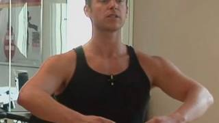 Tyler from RW Ballet Workout Video