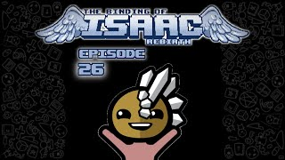 The Binding Of Isaac Rebirth: Episode 26 - Jump
