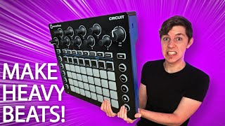 How to make HEAVY Electronic Music [Novation Circuit]