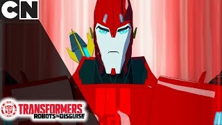 Transformers: Robots in Disguise | Roll Out | Cartoon Network