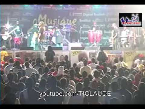 Fasil of Reginal Cange @ Musique en Folie 2009 1 0f 4