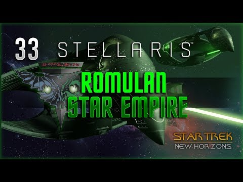 Future Plans! - Stellaris Star Trek New Horizons Mod! Romulan Star Empire #33