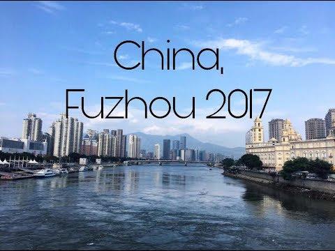 China, Fuzhou 2017