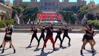 [KPOP IN PUBLIC] SUNMI (선미) - SIREN (사이랜) (Dance Cover) (One Shot Ver.)