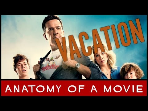 Vacation (Ed Helms, Christina Applegate) Review | Anatomy Of