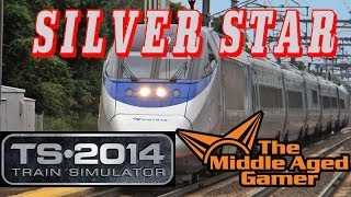 Train Simulator 2014 - Northeast Corridor Route - Silver Star Career Scenario