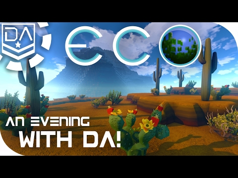 Eco: Global Survival | An Evening With DA!