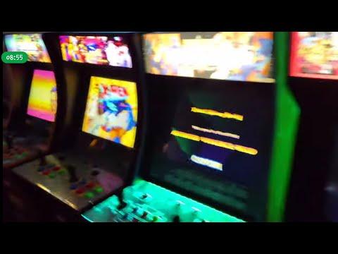 Arcade1Up - MvsX - The Kollection So Far..... from SosaFamBamBam