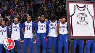 NBA players pay tribute to Kobe Bryant | Hoop Streams