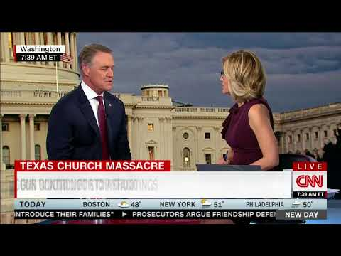 Senator David Perdue on CNN New Day