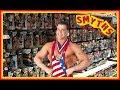 TOY HUNT!!!   KURT ANGLE MAKES AN ENTRANCE!!!   WWE Mattel Wrestling Figure Shopping Fun #77