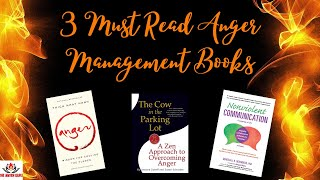 3 Must Read Anger Management Books