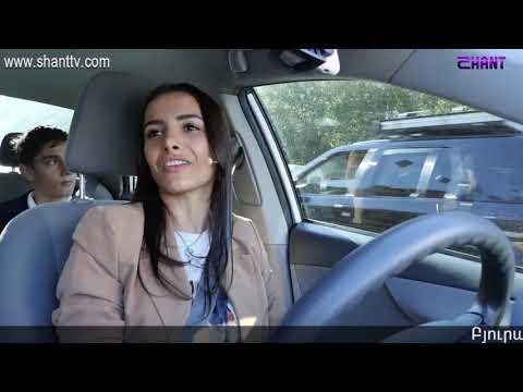 Taxi Battle 2 -  Hasmik VS Jor