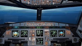 Аудиозапись последней минуты перед крушением Airbus A320 #4U9525 crash Airbus A320