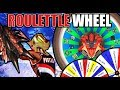 🔵Monster Hunter World►Roulette Wheel►NEW WHEEL AND SPECIAL GUESTS!