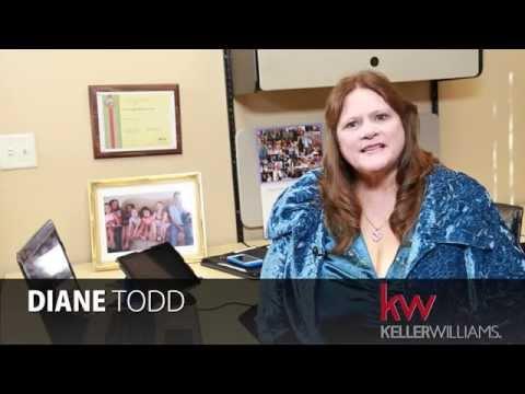 Meet Diane Todd Real Estate Broker Associate with Keller Williams Realty