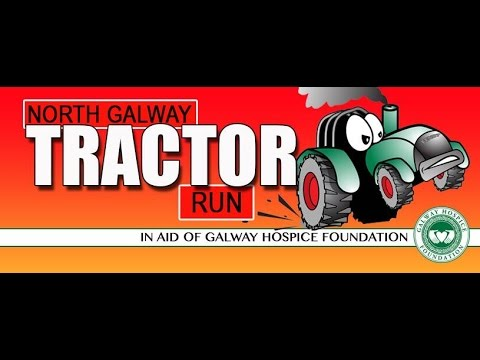 North Galway Tractor Run 2015 Part 1 (HD)