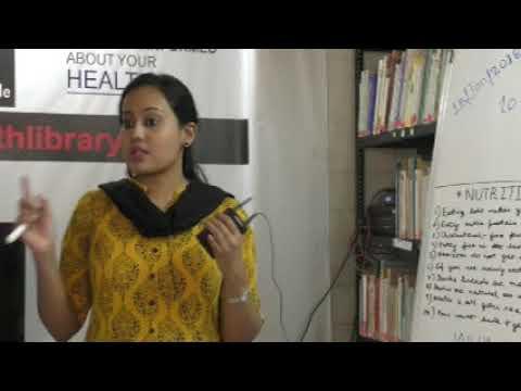 10 Famous Nutrition Myths By Ms. Huda Shaikh on Health HELP Talks
