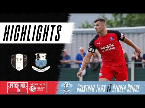Grantham Bamber Bridge Goals And Highlights
