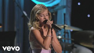 Смотреть клип Jackie Evancho - What A Wonderful World