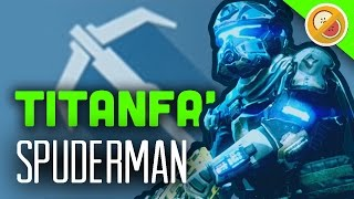 IT'S SPUDERMAN!  - Titanfall 2 Multiplayer Gameplay