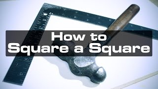 How to Square a Square