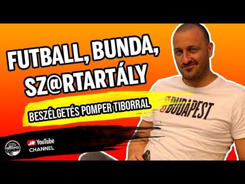 FUTBALL, BUNDA, SZ@RTARTÁLY (őszinte beszélgetés, Pomper Tiborral) - TrollFoci S3E10 thumbnail