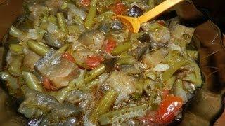 Видео-рецепт аджапсандали (овощное рагу) в мультиварке. Грузинская кухня.(http://dankinohobby.ru/ YouTube channel: https://www.youtube.com/user/RusudanaU Vkontakte: http://vk.com/club50492979 Аджапсандали - это овощное ..., 2013-06-08T19:24:43.000Z)