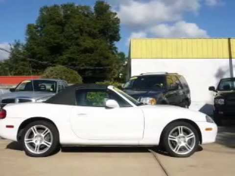 2004 Mazda Miata MX5 with 34k Miles at Prestige Auto Super Center in Ocala