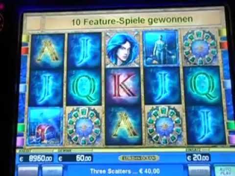 Spielbank Spiel Casino 20 €fach FREISPIELE  17100€ gewinn