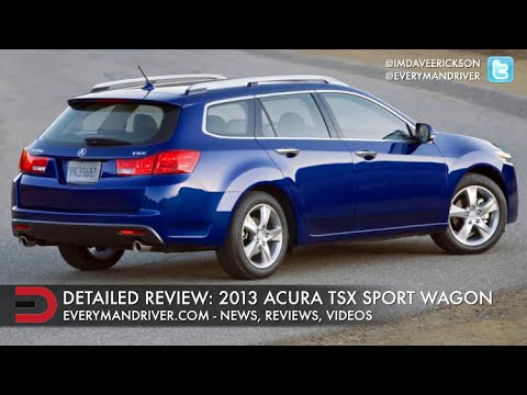 Heres The Acura TSX Sport Wagon On Everyman Driver YouTube - Acura tsx sport wagon accessories