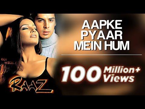 Aapke Pyaar Mein Hum - Video Song | Raaz | Dino Morea & Malini Sharma | Alka Yagnik