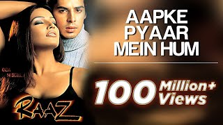 Watch dino morea & malini sharma's sizzling romance in the song 'aapke pyaar mein hum' from movie 'raaz'.sung by alka yagnik, composed nadeem - shrava...
