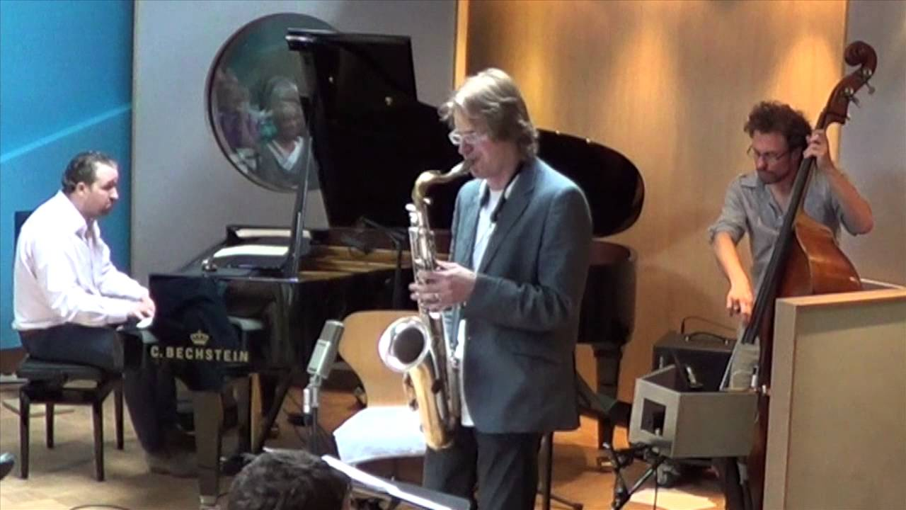 Download Sound Studio N - Jazz - Sebastian Gahler Trio feat. Paul Heller - Concert & Liverecording