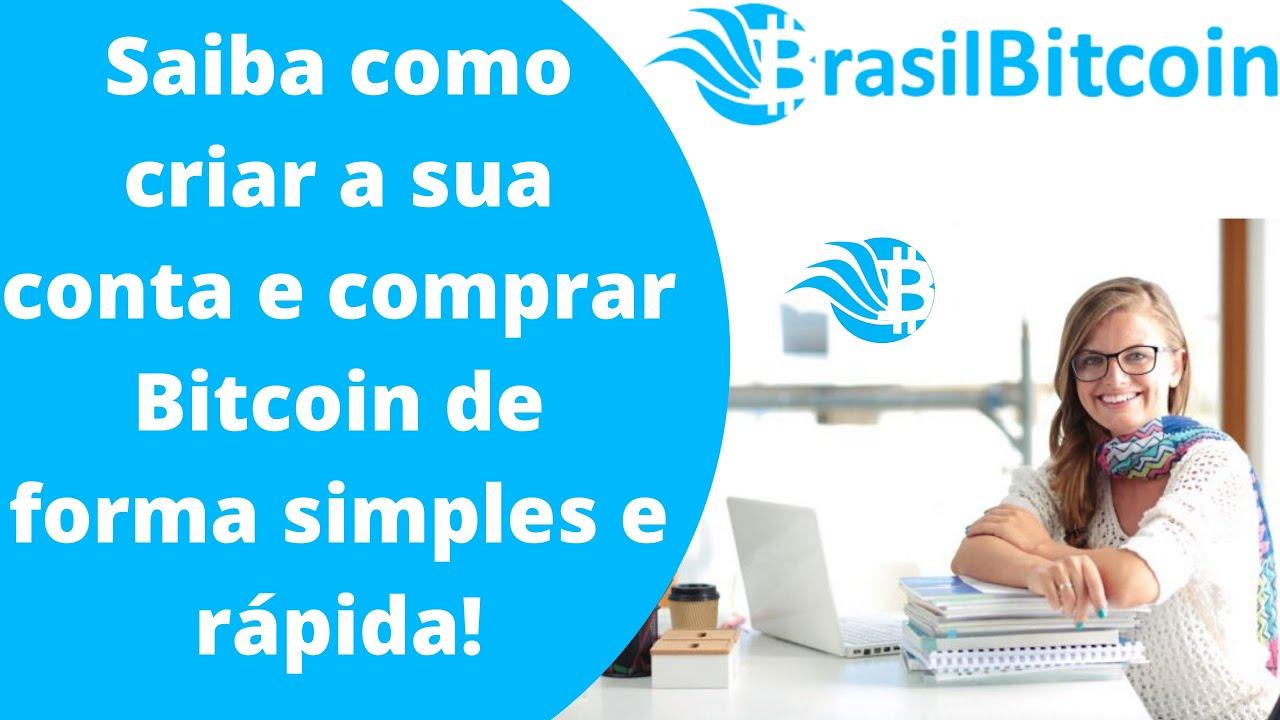 BRASIL BITCOIN - Cadastre-se e compre Bitcoin de um jeito simples com as menores taxas!!