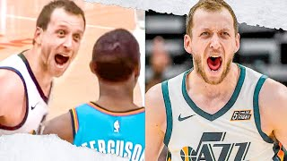 Joe Ingles being a Troll for 8 Minutes