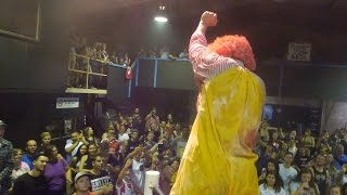 Ronald McDonald WWE BEATDOWN