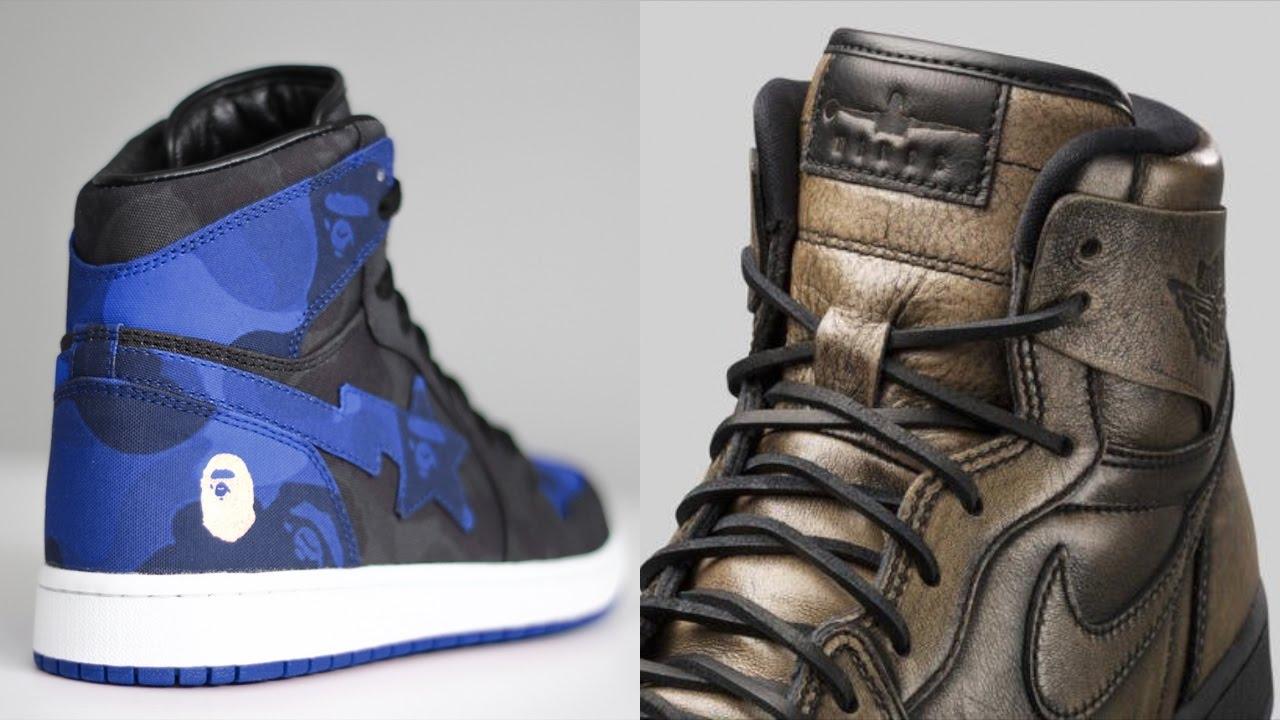 Are The Jordan Franchise Shoe Fake