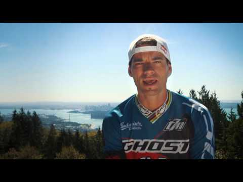 GHOST Bikes presents: Tomas Slavik, King of Crankworx 2016