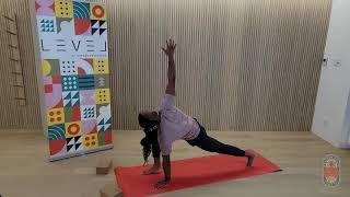 emPOWERed Yoga Warrior March 19 2021