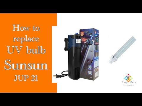 sunsun-jup21-uv-filter-uv-bulb-replacement