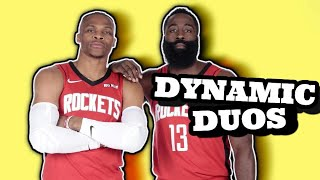 Oh no.. I messed up... NBA2K20 Dynamic Duos Rockets VS 06' Heat