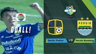 Goal Oh Inkyun - Barito Putera (0) vs Persib Bandung (1) | Go-Jek Liga 1 bersama Bukalapak