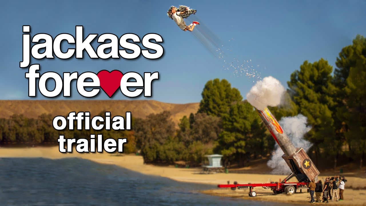 Jackass Forever | Official Trailer (2021 Movie)
