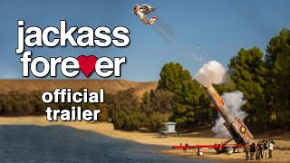 Jackass Forever | Official Trailer (2022 Movie)