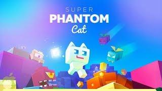 Играю в Super Phantom Cat #4 У меня скин девочки!!!